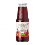Smart Juice Organic Pomegranate - Case of 6 - 33.8 Fl oz.