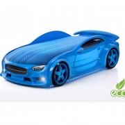 Pat masina NEO Mercedes Albastru