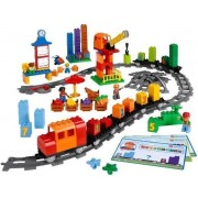 Lego Education Stor Tågbana - Lego Duplo 45008