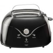Eveready PT 107P 650 W Pop Up Toaster 650 W Pop Up Toaster(Black)