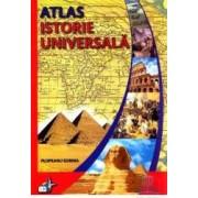 Atlas Istorie Universala cu CD - Plopeanu Sorina