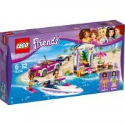 Friends - Andrea's speedboottransport