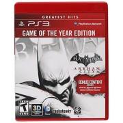 Warner Bros Batman: Arkham City: Game of the Year Edition PlayStation 3