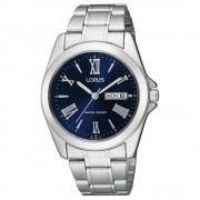 Lorus Montre-bracelet en acier inoxydable Lorus RJ637AX-9 Blue Dial