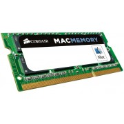 Micron Crucial 4GB DDR3 1600 MT/s (PC3-12800) CL11 SODIMM 204pin 1.35V/1.5V for Mac [CT4G3S160BM]