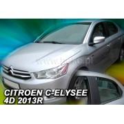 Paravanturi Geam Autouri auto Citroen C-Elysee, 2013- ( Marca Heko - set FATA + SPATE )