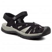 Сандали KEEN - Rose Sandal 1008783 Black/Neutral Grey