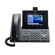 Cisco CP-89/9900-HS-C= Handset - Charcoal