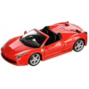 Bburago - 1/24 Ferrari Race & Play 458 Spider