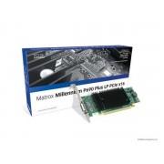 Matrox Millennium P690 Plus LP PCIe x16 - Carte graphique - MGA P690 - 256 Mo DDR2 - PCIe x16 faible encombrement