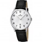 Reloj F16745/1 Negro Festina Hombre Correa Clasico Festina
