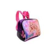 Lancheira Infantil Sestini G Rock N Royals Roxa Barbie