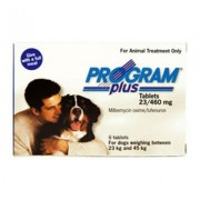 Program Plus Plus For Dogs 46 - 90 Lbs (White) 6 Tablet