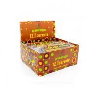 Baton cereale cu cacao si Green Sugar, 12 buc, Green Sugar