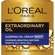 L'Oréal Paris L'Oréal Paris Extraordinary Oil Sleeping Oil Crema Notte (50ml)