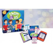 Them & Us Adult Team Game