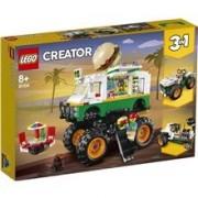 LEGO 31104 LEGO Creator Hamburgermonstertruck