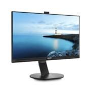 "Philips Brilliance 272B7QPTKEB 68.6 cm (27"") WQHD WLED LCD Monitor - 16:9 - Textured Black"