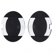 ELECTROPRIMEÃ'® 2Pairs Ear Pads +2 Pairs Earcups for Bose QuietComfort 15 QC2 QC15 AE2 AE2i