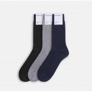 Unrecorded Socks One Pair Of Each - Size: 39-42