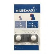 Milbemax caini 5 - 25 kg - folie cu 2 cp