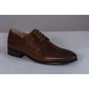 Pantof elegant barbat LEOFEX cod 743 MARO
