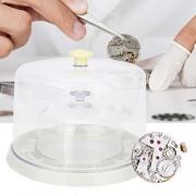 TMISHION Cubierta Antipolvo de Reloj de plástico, Accesorio de reparación de Reloj, Herramienta de protección separada para Reloj