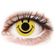 Vision ColourVUE Crazy Lens - Smiley - sin graduación (2 lentillas)