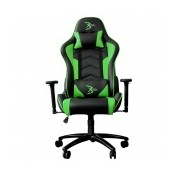 Digital Design Silla Gamer Legend Green, Negro/Verde