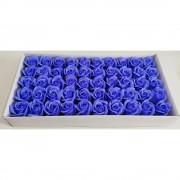 Trandafiri De Sapun 50/set Bleu