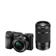 Sony A6000 16-50+55-210 KIT Systeemcamera