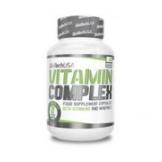 Complex de Vitamine 60cps Bio Tech USA