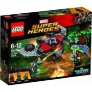 LEGO MARVEL SUPER HEROES - ATACUL DISTRUGATORILOR 76079