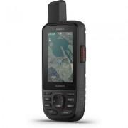 Garmin GPSMAP 66i GPS Satellite Communicator with TOPO