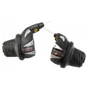 Manete schimbator Tourney SL-RS36, 6x3 viteze, Indexate