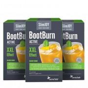 SlimJOY Queimador de gordura BootBurn ACTIVE. Bebida de sabor a manga 3x 15 saquetas