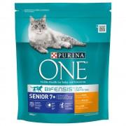Purina One Bifensis Senior 7+ - Pack % - 2 x 800 g
