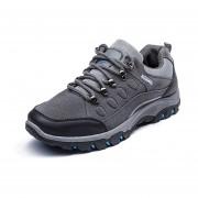 Zapatos Deportivos Hombre Al Aire Libre Alpinismo Zapatos Para Caminar/ Correr -Gris