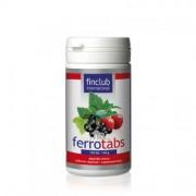 fin Ferrotabs - Żelazo pochodzenia roślinnego - FINCLUB