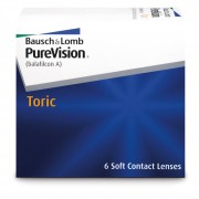 PureVision Toric 6 buc.