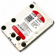 WD Red HDD Desktop (3.5, 4TB, 64MB, RPM IntelliPower, SATA 6 Gb/s) WD40EFRX