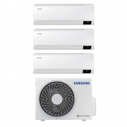 Samsung Climatizzatore Cebu Wi-Fi Trial Split 7000+9000+9000 Btu Inverter A+++ In R32 Aj052txj3kg