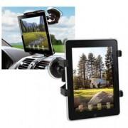 Techly Supporto Universale da Auto con Ventosa per Tablet 7-10.1''