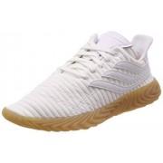 Adidas Sobakov-BB7666 Zapatillas para Hombre, Footwear White/Gum, 8