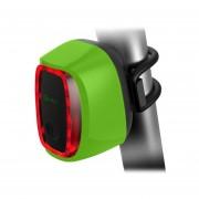 Meilan X6 Smart Switch 6 Modelos De Bicicletas Luz Trasera Con Flash (verde Lámpara De Cola)