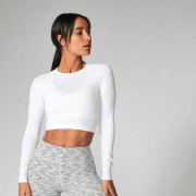 Myprotein Shape Seamless Crop Top - XS