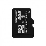 Meorija Micro SDHC 8GB UHS-I U1 Kingston Industrial Temperature - SDCIT/8GBSP