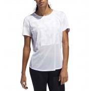 Camiseta M/c Running Adidas Own The Run Tee Blanco Xl