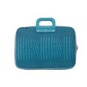 Bombata Cocco Laptoptas 17,3 Inch Turquoise Mat