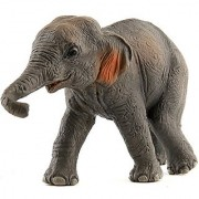 Papo Baby Asian Elephant Figure